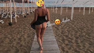 Turkish girl (Havva) vs black man