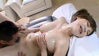 Fabulous Japanese model in Exotic Nipples, Massage JAV video