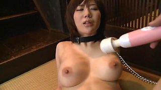Nanako Mori in The Sex Slave