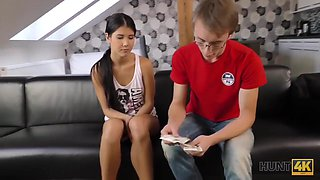 18yo Cuckold Watches How His Beautiful Gf With 18 Years Old