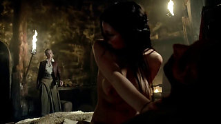 Black Sails Idelle (Lise Slabber) all nude Scenes