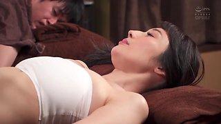 Husband Watches Wife Get Taken Down During Massage
