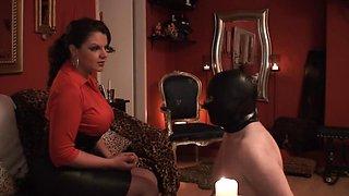 cruel femdom mistress