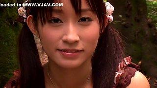 Mika Osawa in AV Retirement part 1.2
