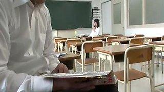 Schoolgirls unknowingly Drink Aphrodisiac In School
