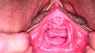 Wicked czech chick gapes her tight hole to the unusual94VQn