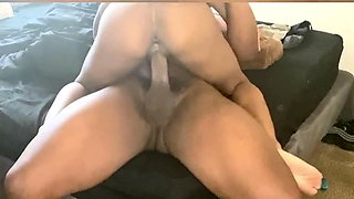 BEST STEPSISTER EVER, HER ASS IS SO FAT, TIGHT PUSSY ON BBC