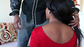 Incredible pornstar Sienna Dream in fabulous brazilian, black and ebony adult video
