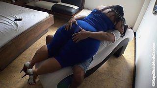 Big ass Spanish booty