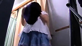 Adorable Asian schoolgirl learns a lesson in hardcore sex