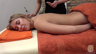 Fabulous adult video Blonde new like in your dreams