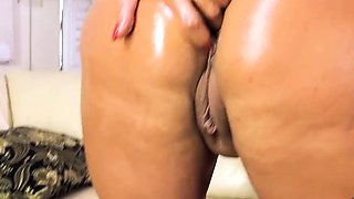Ava Devine Ass Fucks Herself With Huge Dildo