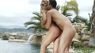 Nicole Aniston outdoor sex adventures