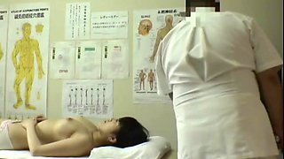 Girl gets great massage and hard fuck on spy cam free scenes