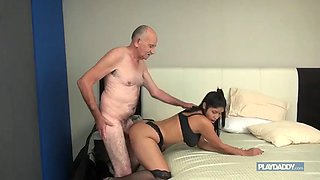 Ajx old man and daughter big cock 54