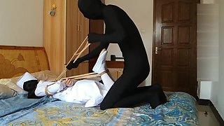 Nurse bondage