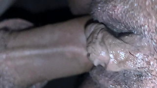 My wife allowed me to fuck this tight pussy