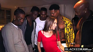 BLACKEDRAW My girlfriend got gangbanged at the after party