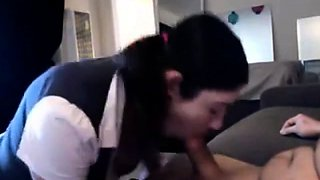 Teen Head #67 (Slut with Pigtails giving a good Mouthfuck)