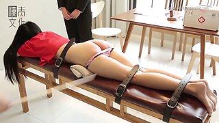 China spanking