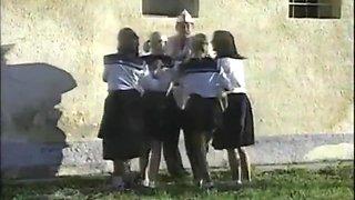 Hot girls school Vintage