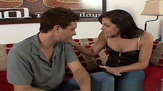 Ass fuck sex video featuring Bobbi Starr and Otto Bauer