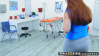 Brazzers - Doctor Adventures - Emergency Titty Fuck scene st
