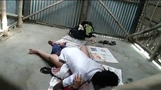 Bangladeshi Student fuck his teather after school in the school