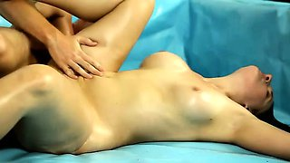 2 angry cock-starved brunettes wrestling