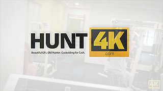 HUNT4K. I will train your girlfriend really hard!