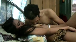 Gorgeous genuine Indian teen fucked on cam in missionary position