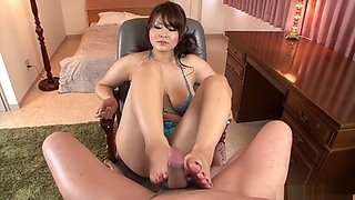 Hottest Japanese model Airi Ai in Fabulous JAV uncensored Blowjob scene