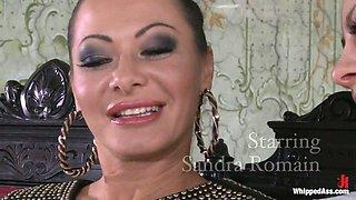 Sandra Romain Returns in Domestic Servitude