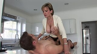 Ajx mom lesson to son cum on panty 23 ls