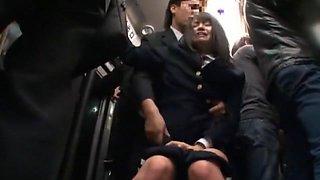 Crazy Japanese slut Nozomi Aiuchi, Aki Nagase, Mei Akizuki in Best Stockings, Fingering JAV scene