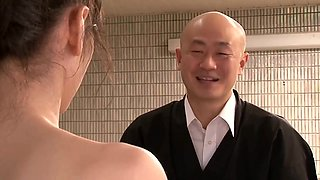 Yuma asami healing hot spring inn landlady beauty yukimure