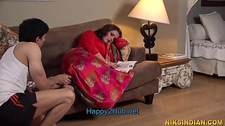 Pregnant Desi Bhabhi Got As Fuc By Servant Ramu