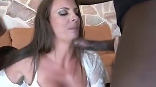 Messy European mother i'd like to fuck banged by naughty niggas