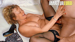XXXOmas - German Wife Charlotte K. Has Rough Sex In Hotel Room