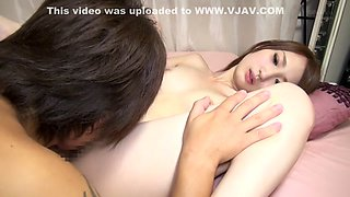 Amazing Japanese girl Anna Rika in Incredible college, skinny JAV movie