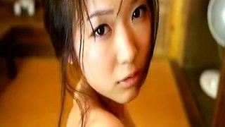 Noriko Kijima in Underwater Naked