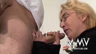 German housewife loves to get fucked hard