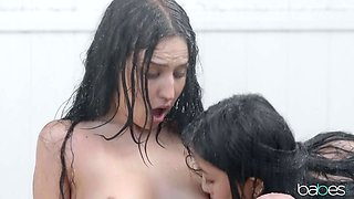 Jade Kush & Jade Baker in Wet Series: Dripping - BabesNetwork