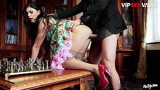 VipSexVault -Cheating Wife Billie Star Hot Fun With Neighbor