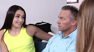 DaughterSwap-  Sexy Daughters Fuck Dads For Cash