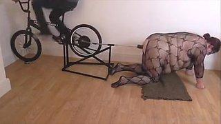 Horny amateur Funny, Big Butt xxx scene