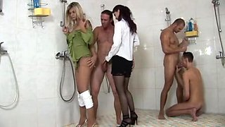 Full porn film with lots of bisex action