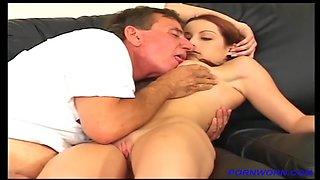 Step dad fucks her daughter roughly www.pornworn.com
