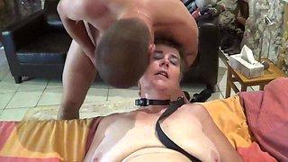 Helpless for mens pleasure