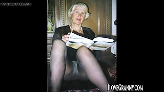 Ilovegranny extremely aged amateur granny photos